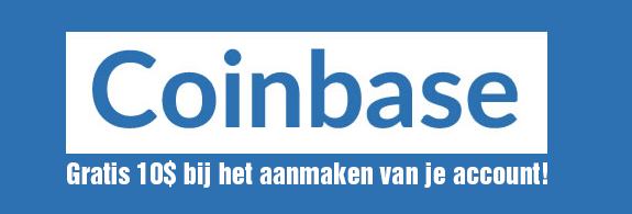 coinbase account aanmaken