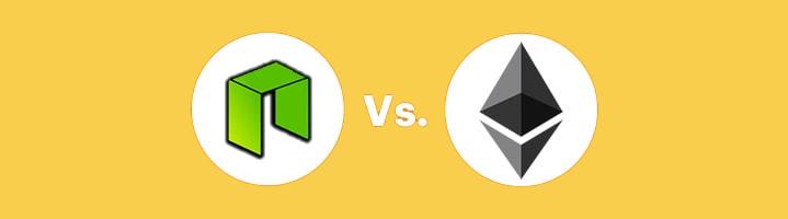 het verschil tussen neo en ethereum