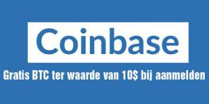 coinbase exchange gratis bitcoin