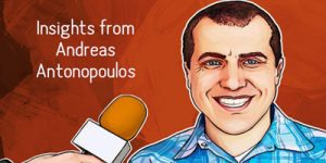 andreas M. Antonopoulos cryptocurrency youtuber