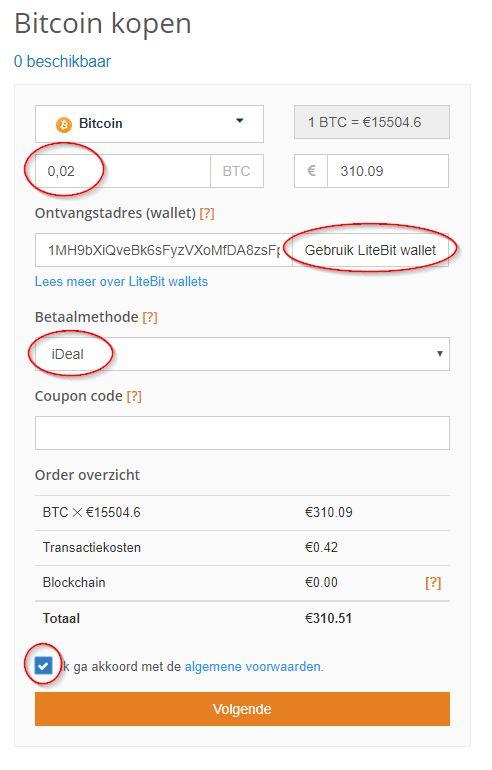 bitcoin kopen litebit