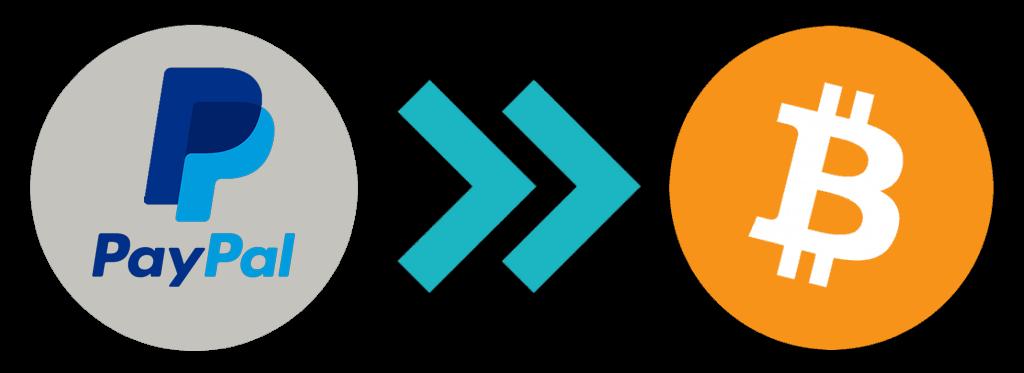 bitcon kopen met PayPal betaalmethode