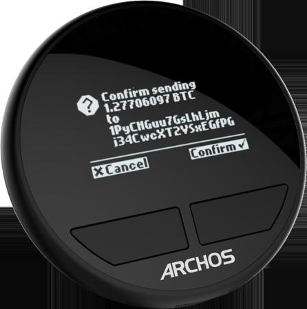 archos btc wallet kopen