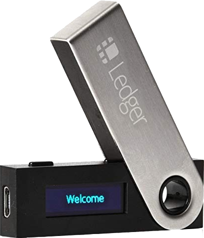bitcoin wallet ledger nano S