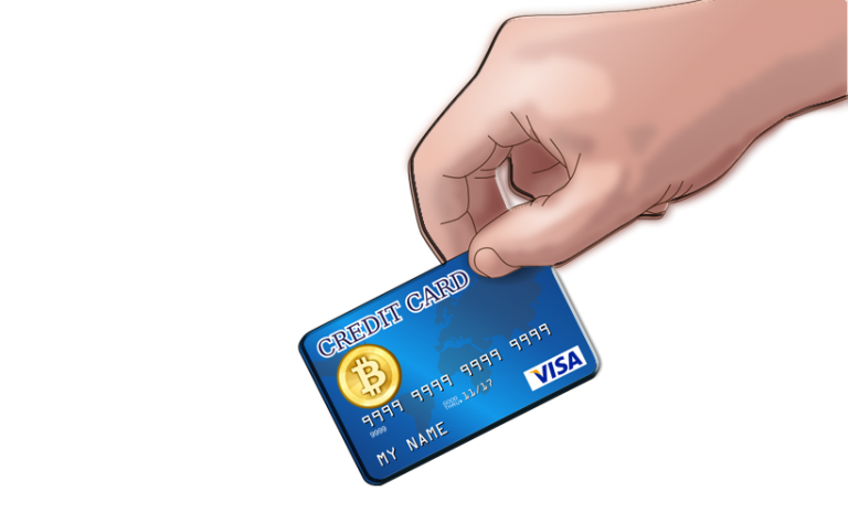 bitcoin betaalkaarten debit card